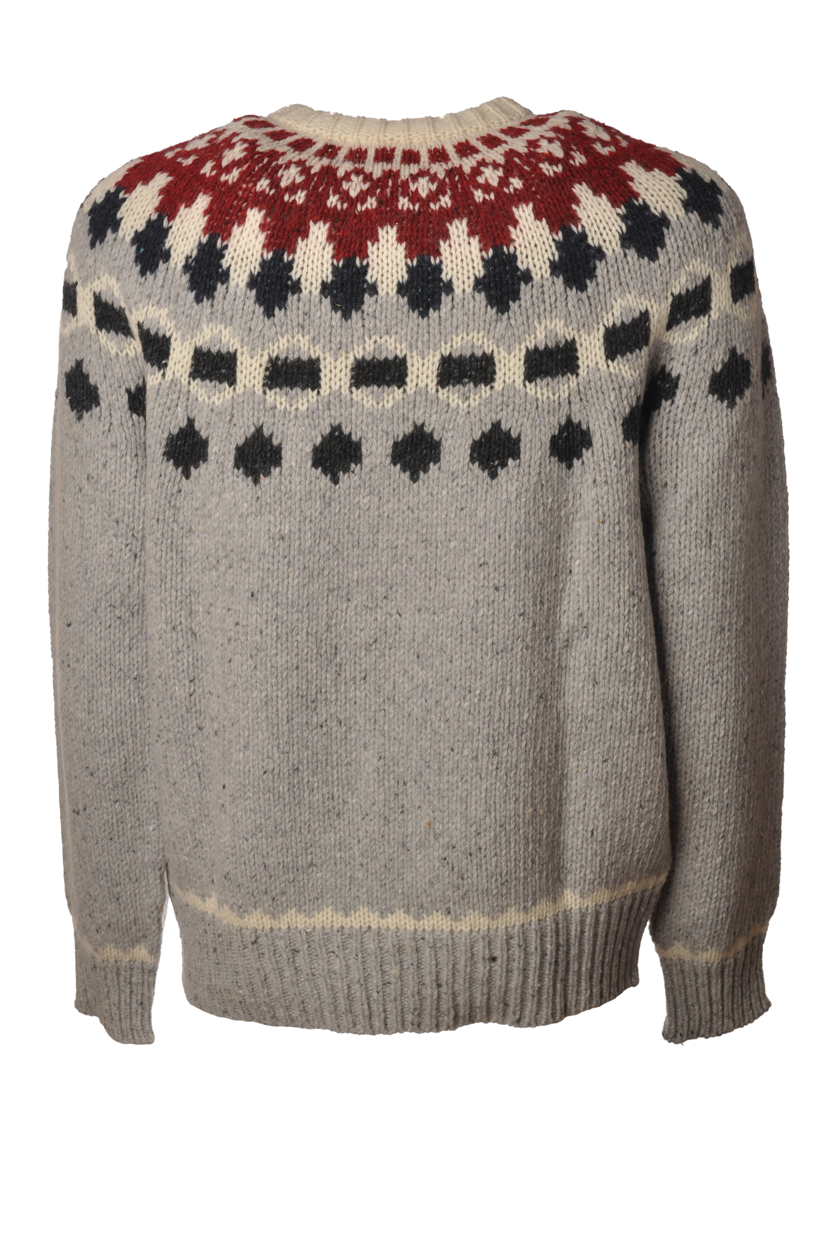 "Woolrich ""NAP WOOL JACQUARD"" Pullover"