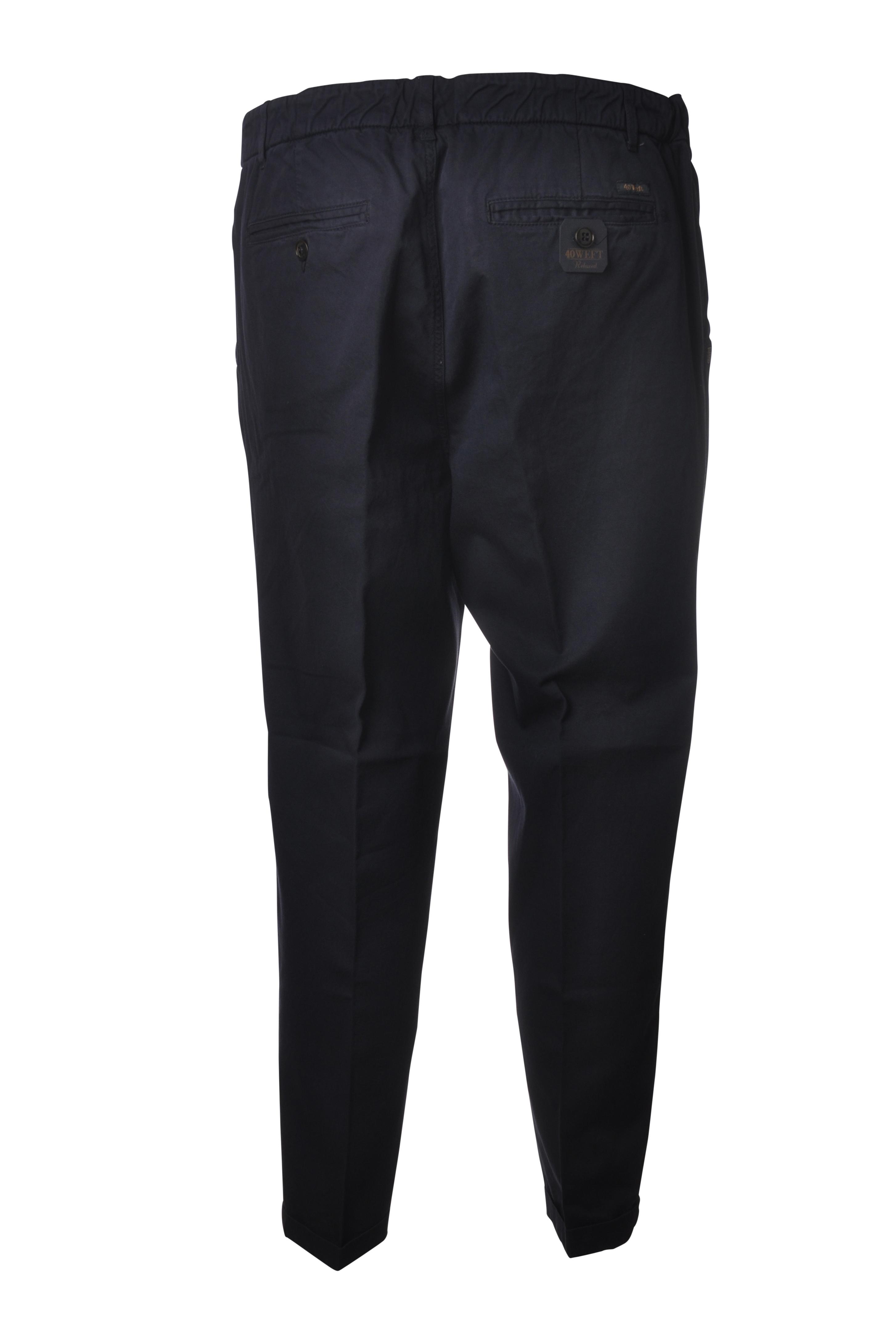 40 Weft - Pantaloni