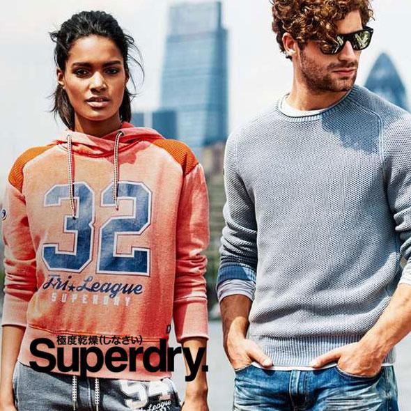 Bresci: Superdry