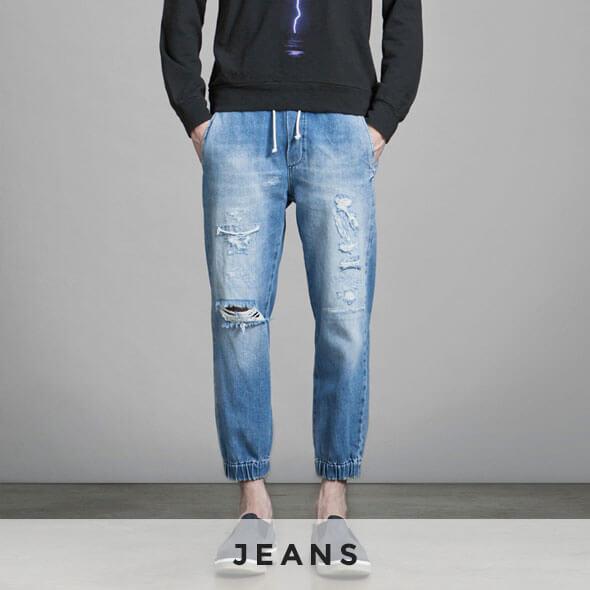 Uomo: jeans