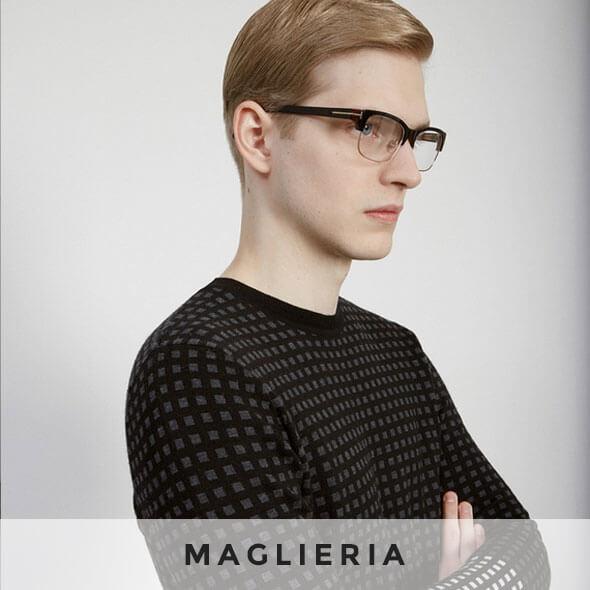 Uomo: maglieria
