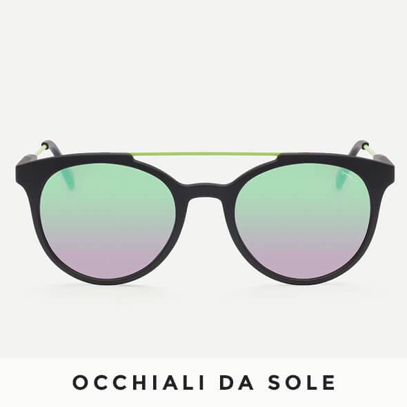 Uomo: occhiali da sole