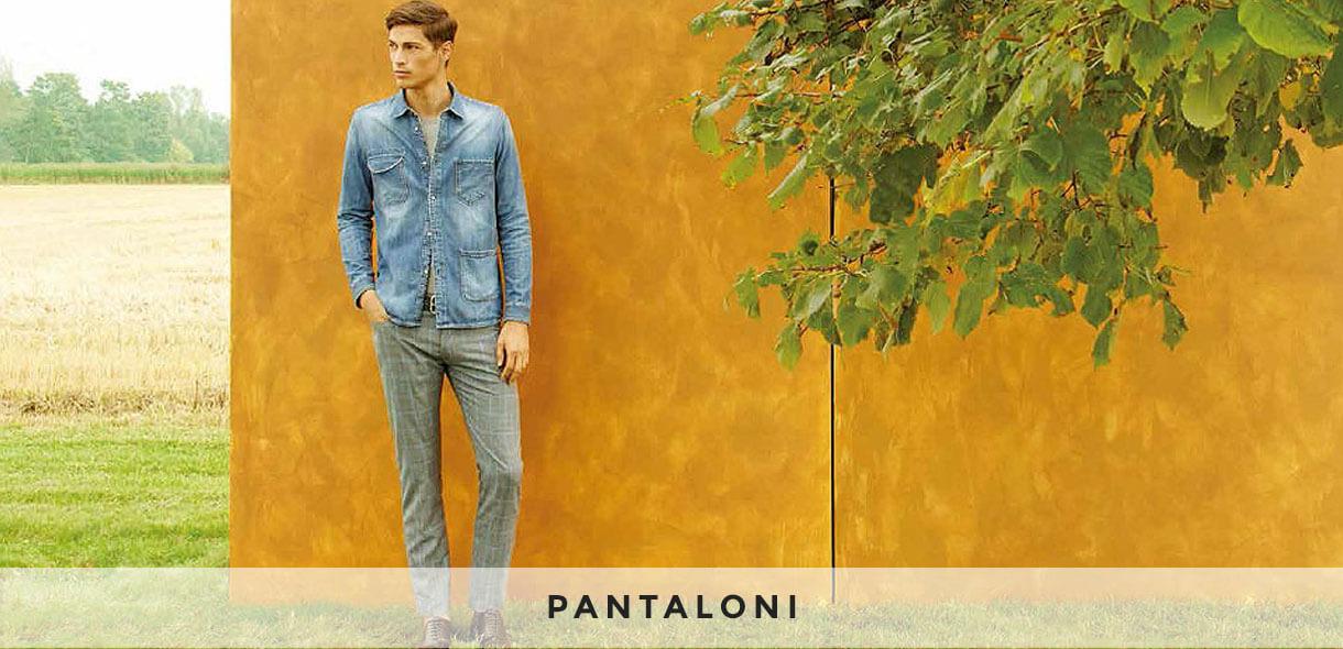 Uomo: pantaloni